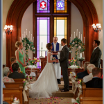 Glendale New Church Cincinnati Wedding Venue